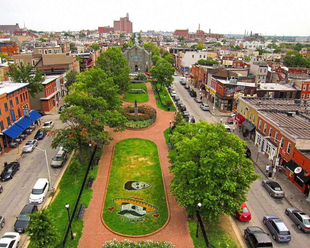 Canton - Baltimore City, Maryland