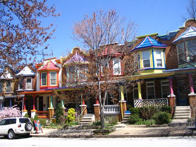 Charles Village - Baltimore City, Maryland
