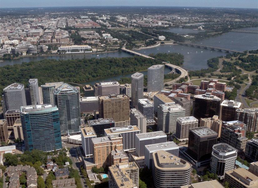 Rosslyn - Arlington, Virginia