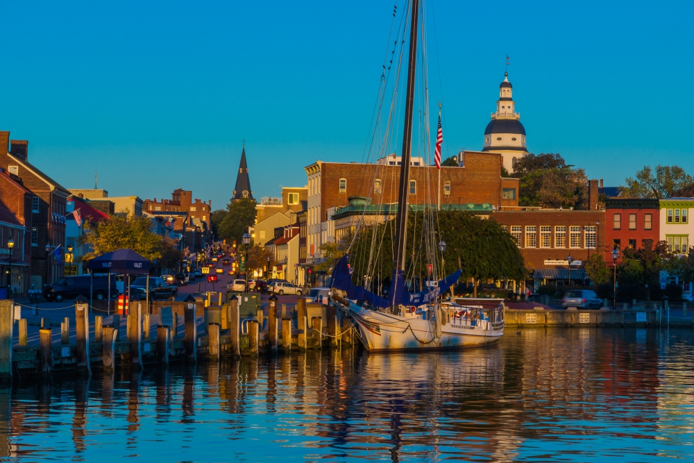 Annapolis - Anne Arundel County, Maryland