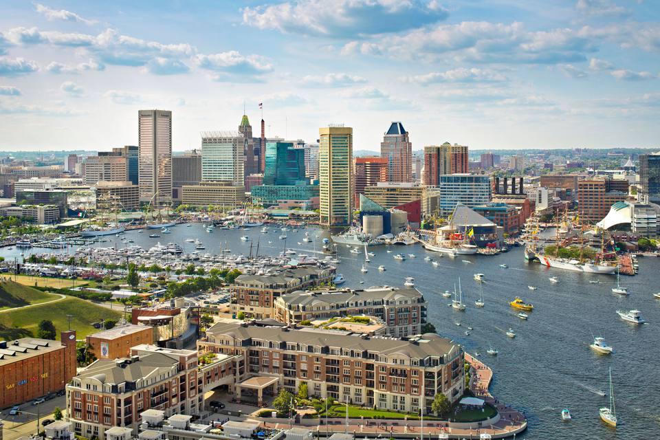 Dunbar - Baltimore City, Maryland