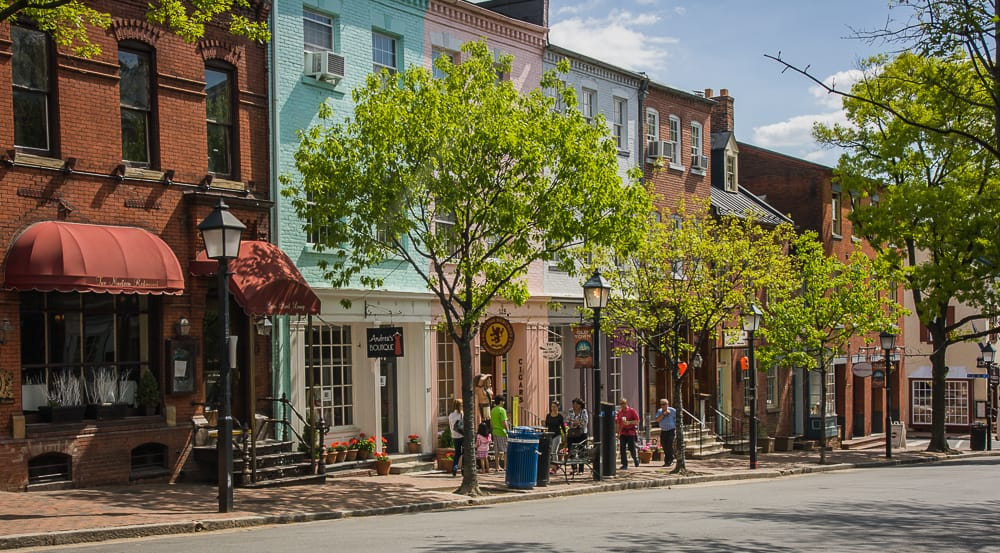 Old Town - Alexandria, Virginia