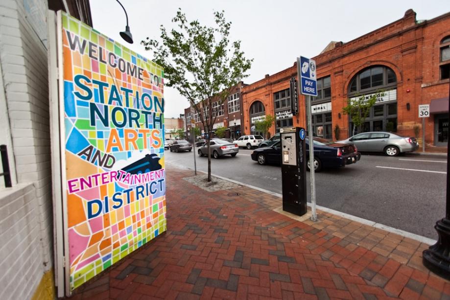 Station North - Baltimore City, Maryland